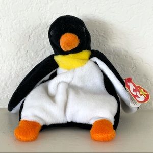 Ty Waddle beanie baby 1995